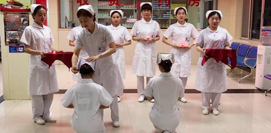 """""""远大情,天使心""""5.12护士节表彰大会"""